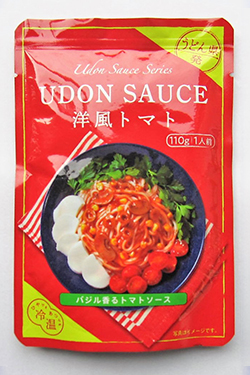 UDON SAUCE UDON SAUCE 洋風トマト